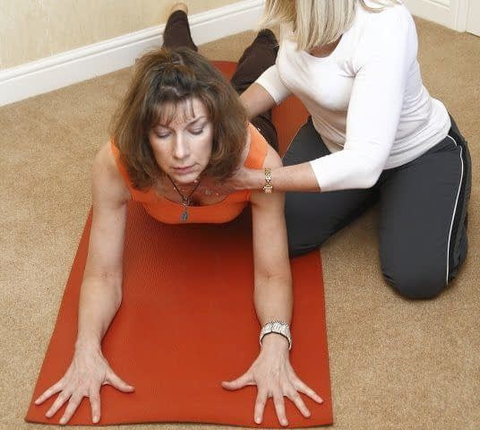 Yoga et physiothérapie