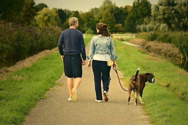 Une famille en bonne santé