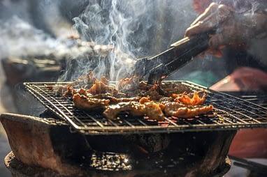 barbecue non toxique