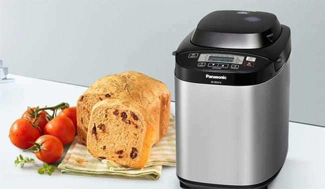 machine à pain Panasonic SD-ZB2512KXE