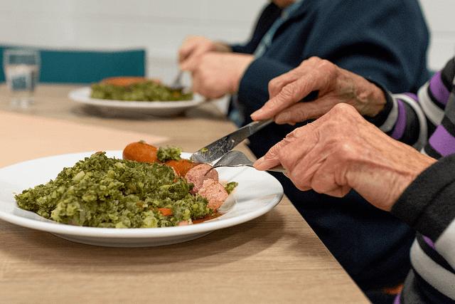 l'équilibre alimentaire idéal chez les seniors